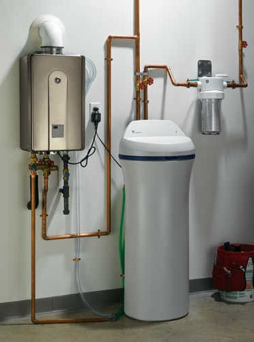 Plumbing Water Heater Installation