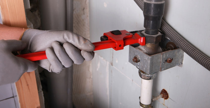 Water Service Installation : A tex plumbing utilities repair services in
